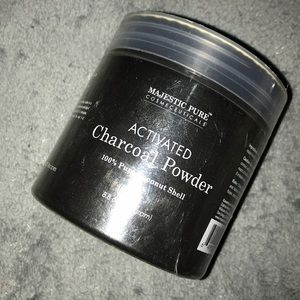 Majestic Pure Cosmeceuticals Charcoal Powder